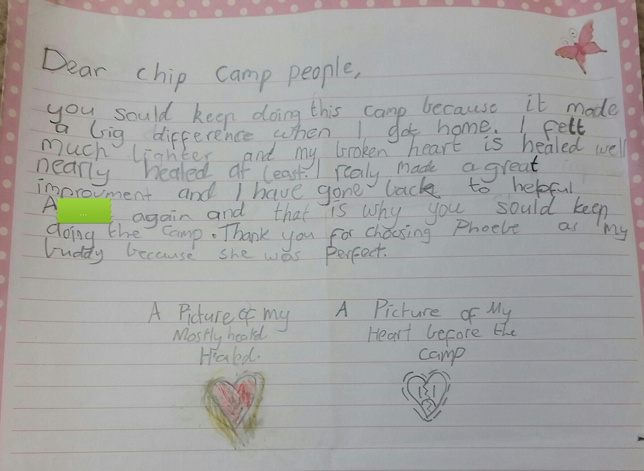 LGB Letter